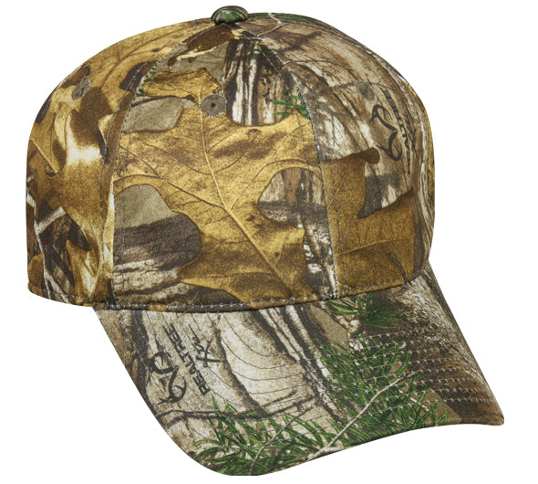 Outdoor Cap PFC-100 Camo Structured Polyester Cap-Limit 2