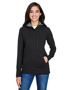 Jamerica JA8431 Ladies Omega Stretch Snap-Placket Hood