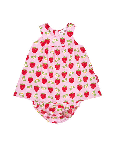 Dress Set - Strawberry