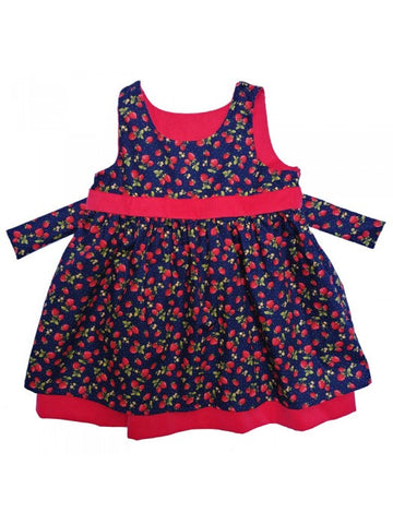 Dress - Strawberry (Reversible)
