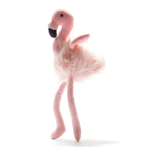 large flamingo