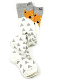 Knee Socks Fox
