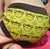 Monkey Swim Nappy