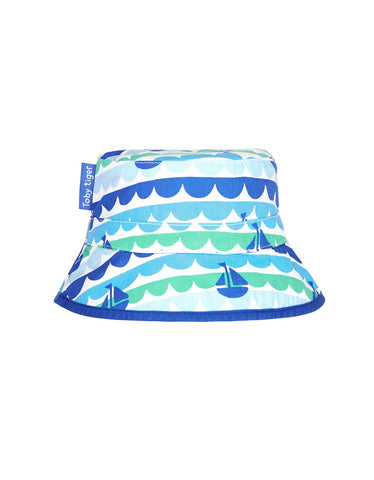 Hat - Boat (reversible)