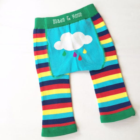 Rainbow and Cloud Leggings