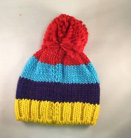 Hat - Bright Stripe