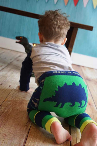 Stegosaurus leggings