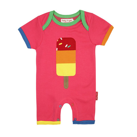 Ice Lolly Romper