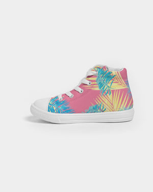 Bahama Kama Kids Hightop Canvas Shoe