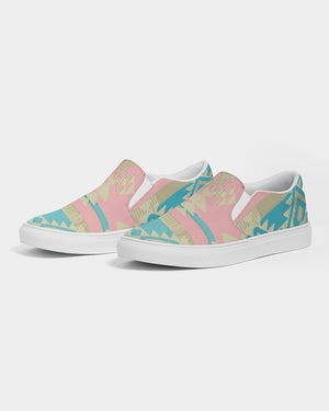 Arizona Sunrise Men's Slip-On Canvas Shoe