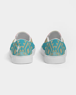 Arizona Sunrise Women's Slip-On Canvas Shoe
