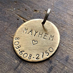 custom dog tags kyleemae designs