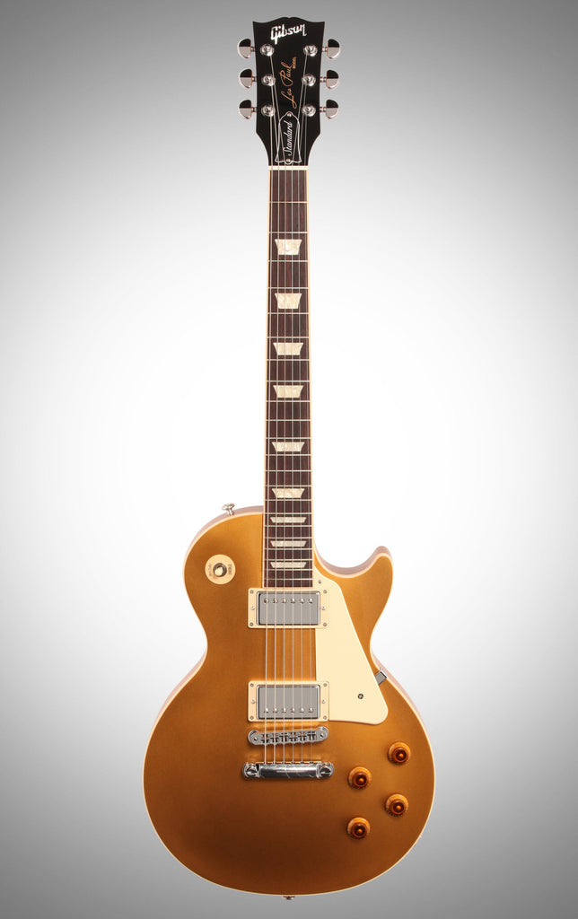 jual Gibson 2016 Les Paul Standard T Electric Guitar , Gold Top