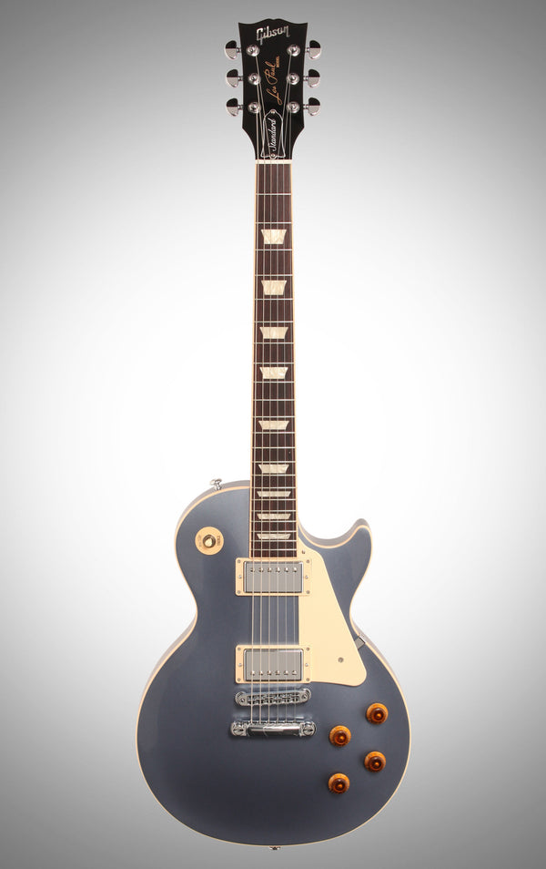 jual Gibson 2016 Les Paul Standard T Electric Guitar , Blue Mist