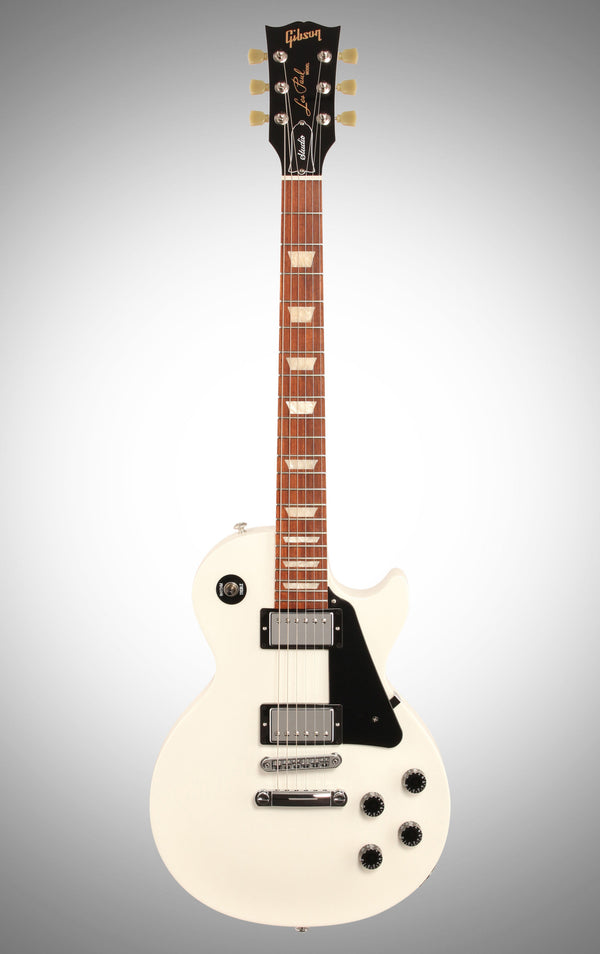 jual Gibson 2016 Les Paul Studio T Electric Guitar , Alpine White