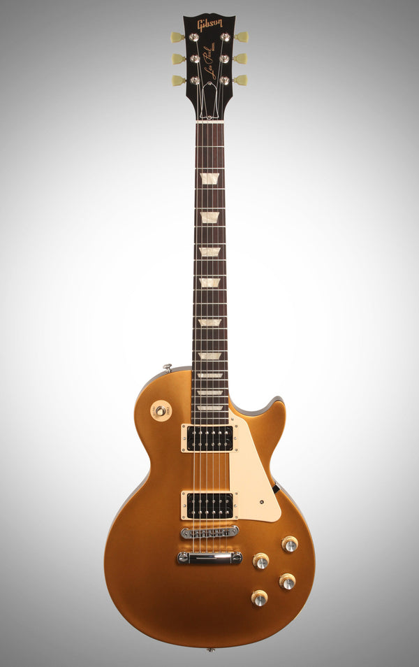 jual Gibson 2016 Les Paul '50s Tribute T Electric Guitar , Gold Top