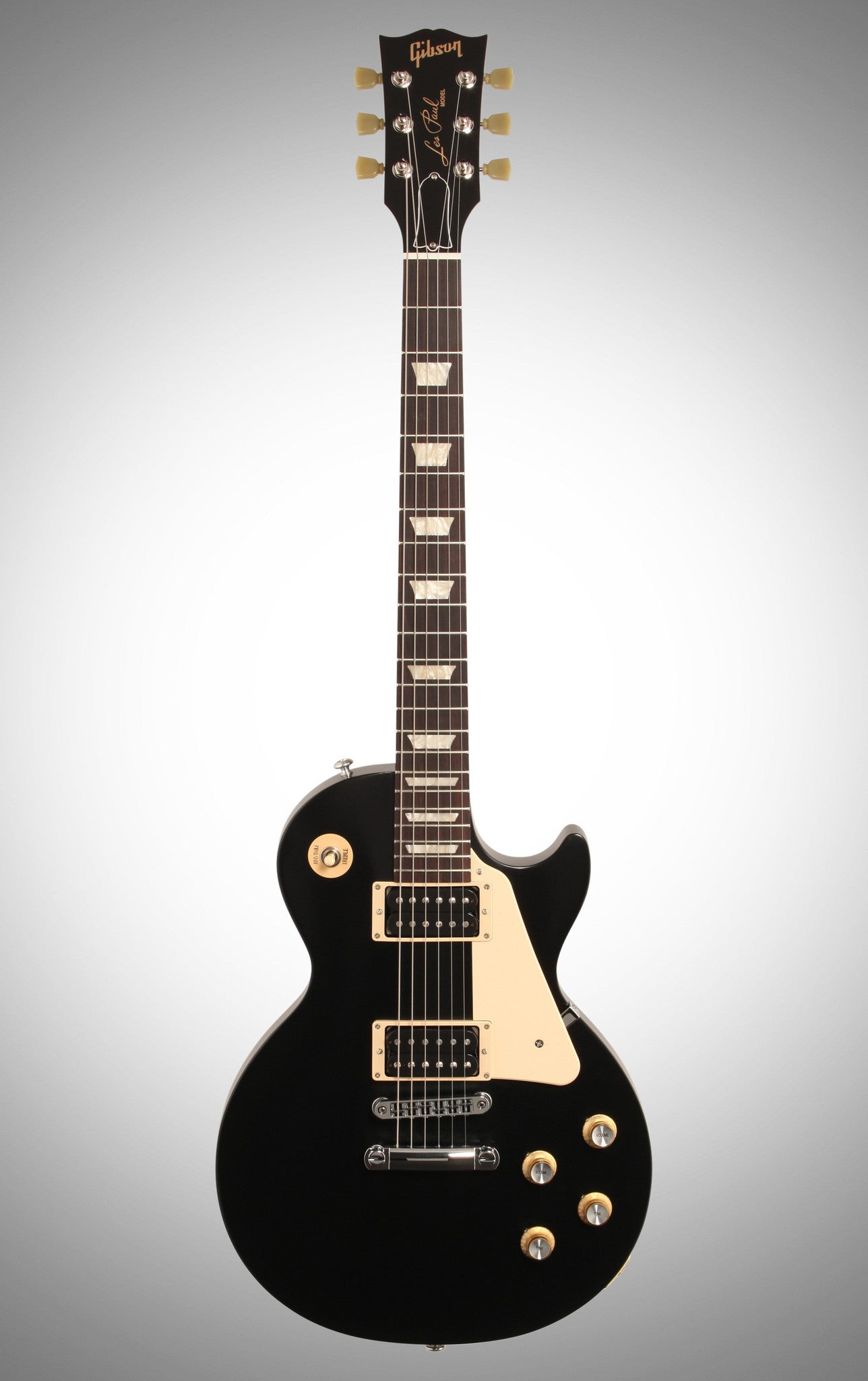 jual Gibson 2016 Les Paul '50s Tribute T Electric Guitar , Ebony
