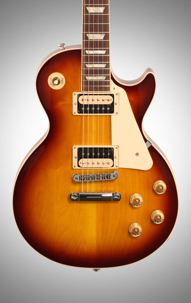 Gibson Les Paul Classic Plain Top 2016 Ice Tea LPCSP16ITCH3