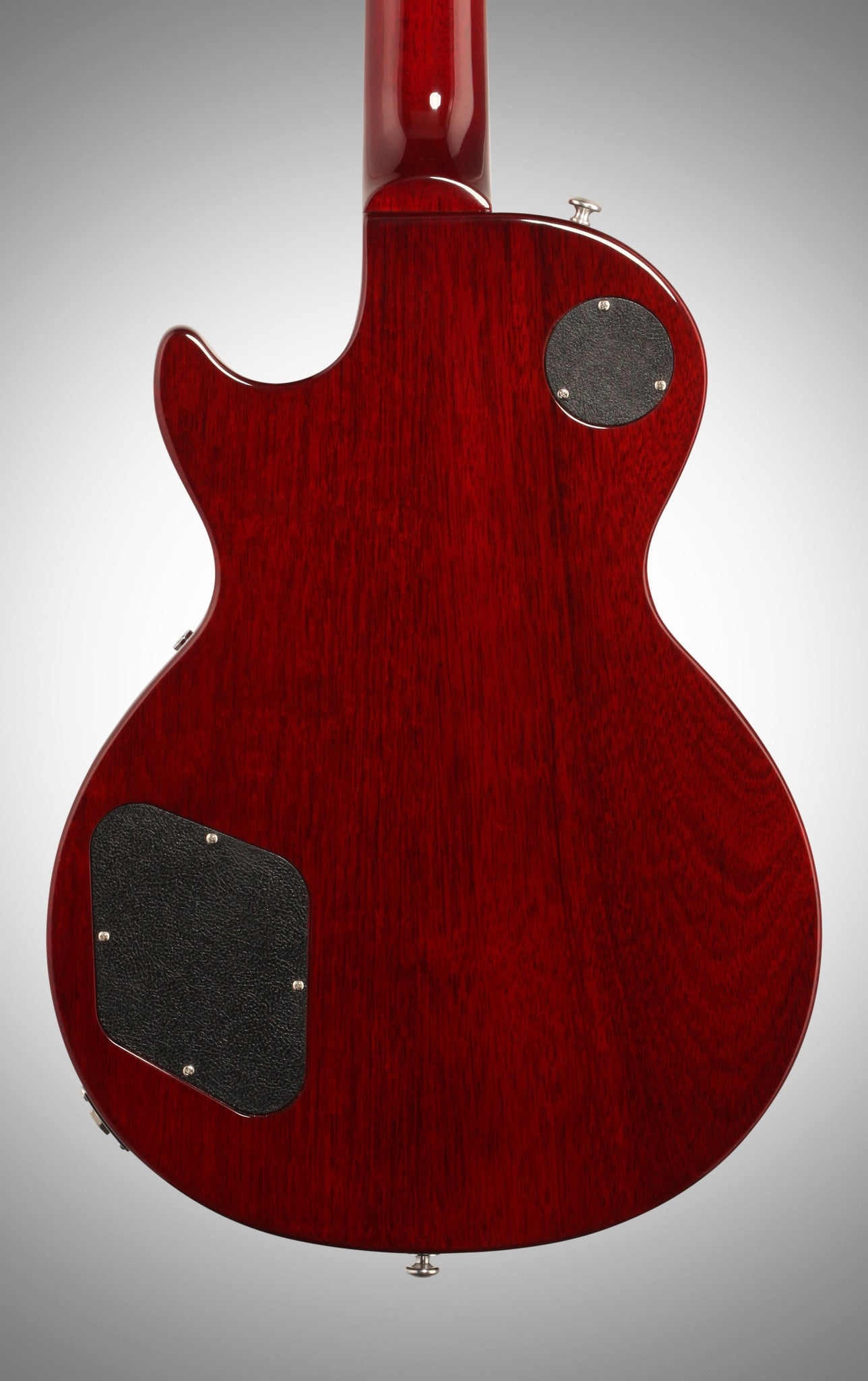 Gibson 2016 Les Paul Traditional Plus T Electric Guitar (with Case), Wine Red Gibson - HIENDGUITAR.COM