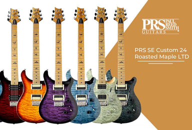 PRS SE ROASTED MAPLE SPECIAL PRE LAUNCH PRICE