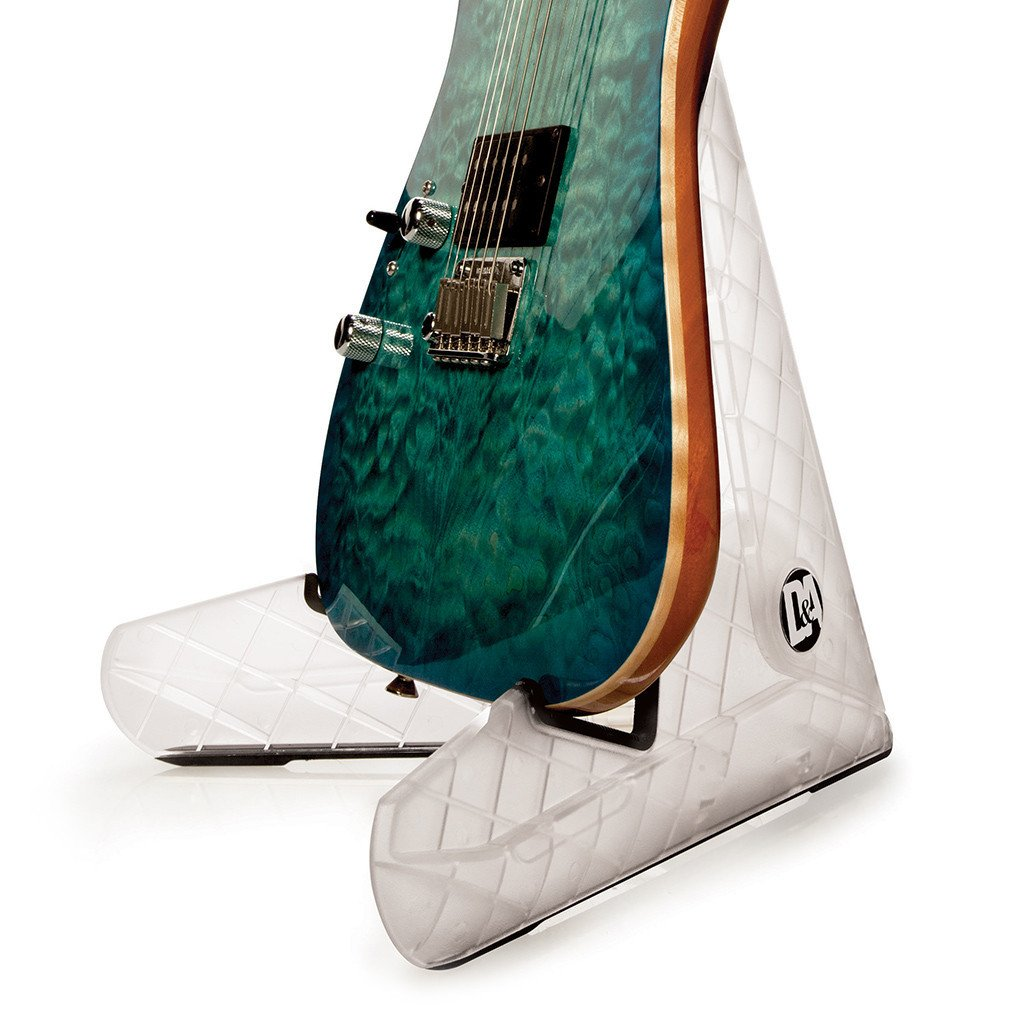 D&A ELECTRIC GUITAR Icestand Folding  GS-0103 D&A - HIENDGUITAR.COM
