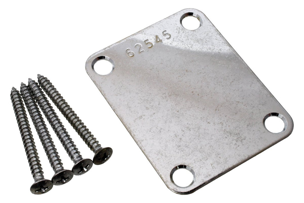 AP-0601 Serial Numbered Neckplate - HIENDGUITAR.COM