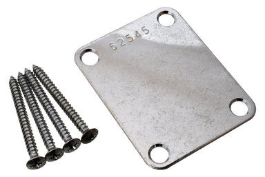 AP-0601 Serial Numbered Neckplate KMS SHOKAI CO., LTD. - HIENDGUITAR.COM