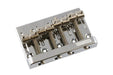 BB-0356 Gotoh 4-String Bass Bridge KMS SHOKAI CO., LTD. Titanium Ti-201B4 - HIENDGUITAR.COM