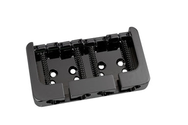 BB-3415 Hipshot B-style Bass Bridge HIPSHOT PRODUCTS Black - HIENDGUITAR.COM