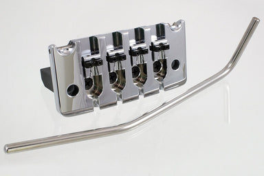BB-3585 Hipshot Bass Tremolo HIPSHOT PRODUCTS Chrome - HIENDGUITAR.COM