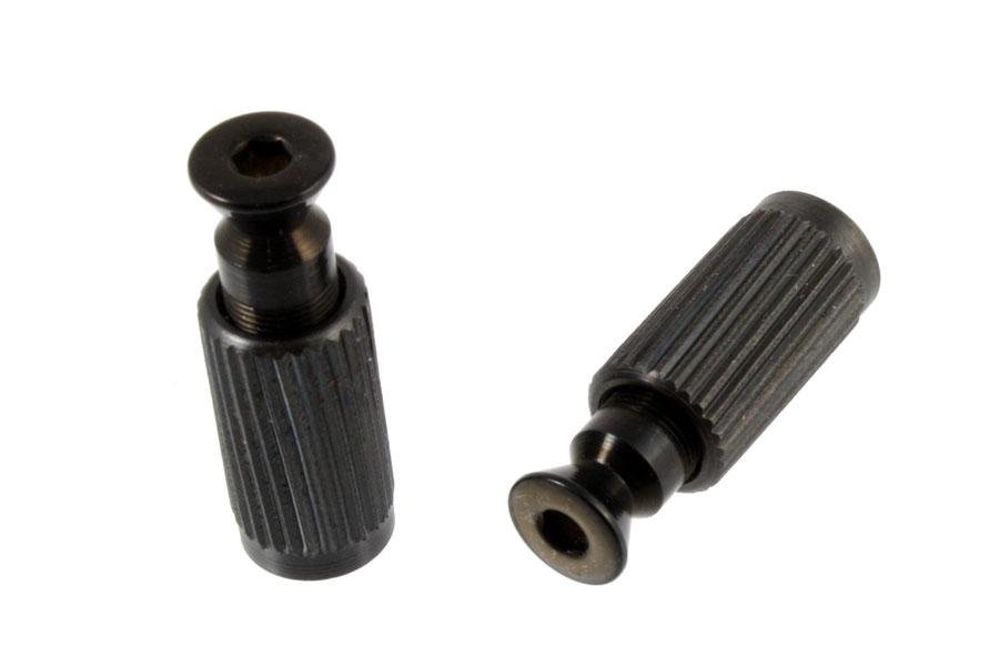 BP-0195 Schaller Studs and Anchors for Locking Tremolo SCHALLER ELECTRONICS Black - HIENDGUITAR.COM