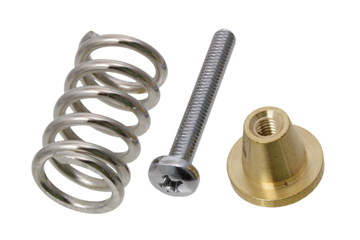 BP-0427 Spring and Screw Set for Jaguar® and Jazzmaster® MUSICMAN NAGOYA - HIENDGUITAR.COM