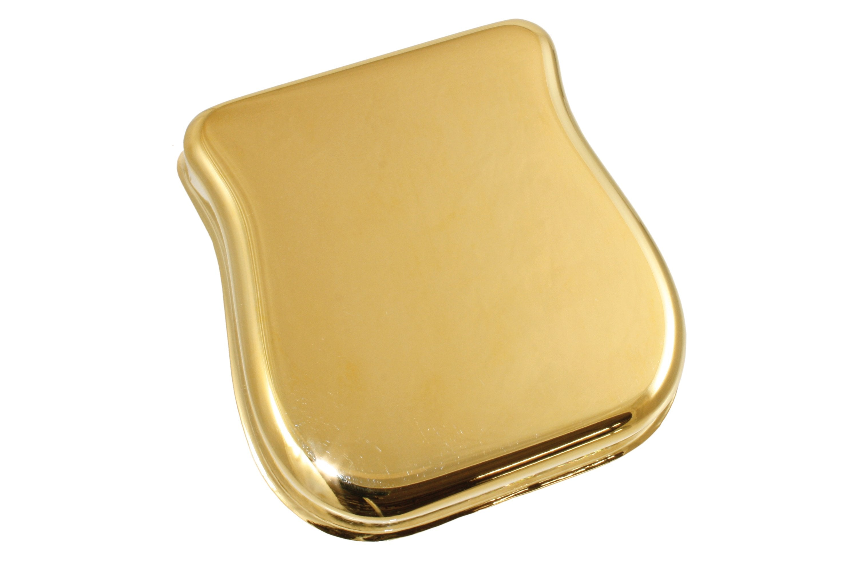 BP-0481 Bridge Cover for Telecaster® TOKIWA Gold - HIENDGUITAR.COM