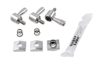 BP-1016 Tone Vise Locking Nut with Keyless Locks for Floyd Rose® No vendor Chrome - HIENDGUITAR.COM