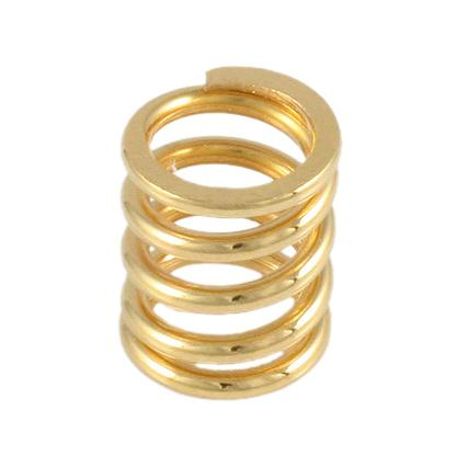 BP-0405 Spring for Bigsby® Tremolo NEWCOMB SPRING CORPORATION Gold, Bigsby brand - HIENDGUITAR.COM