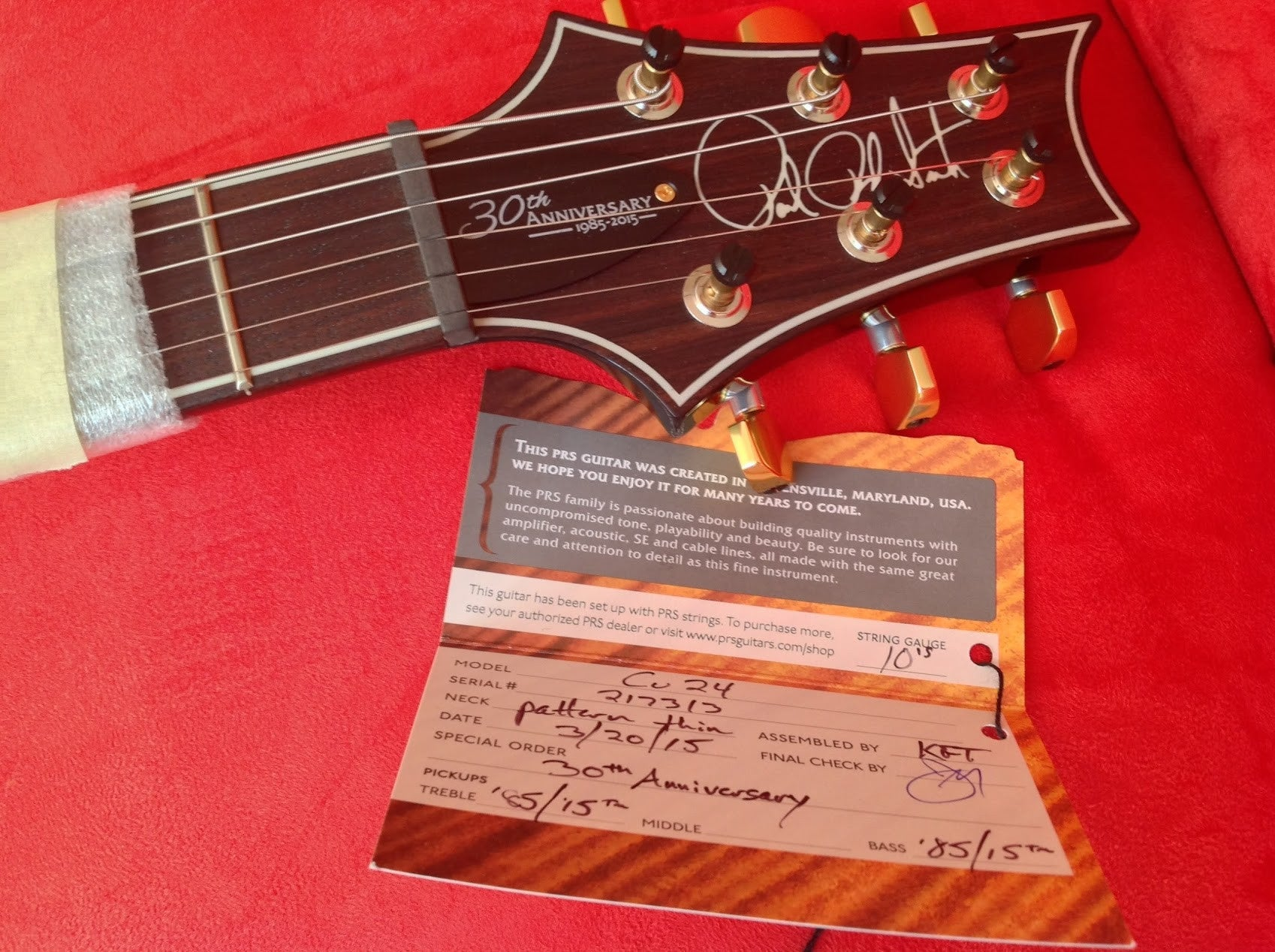 prs-custom-24-30th-anniversary-charcoal-burst-2015-sn-217313 indonesia
