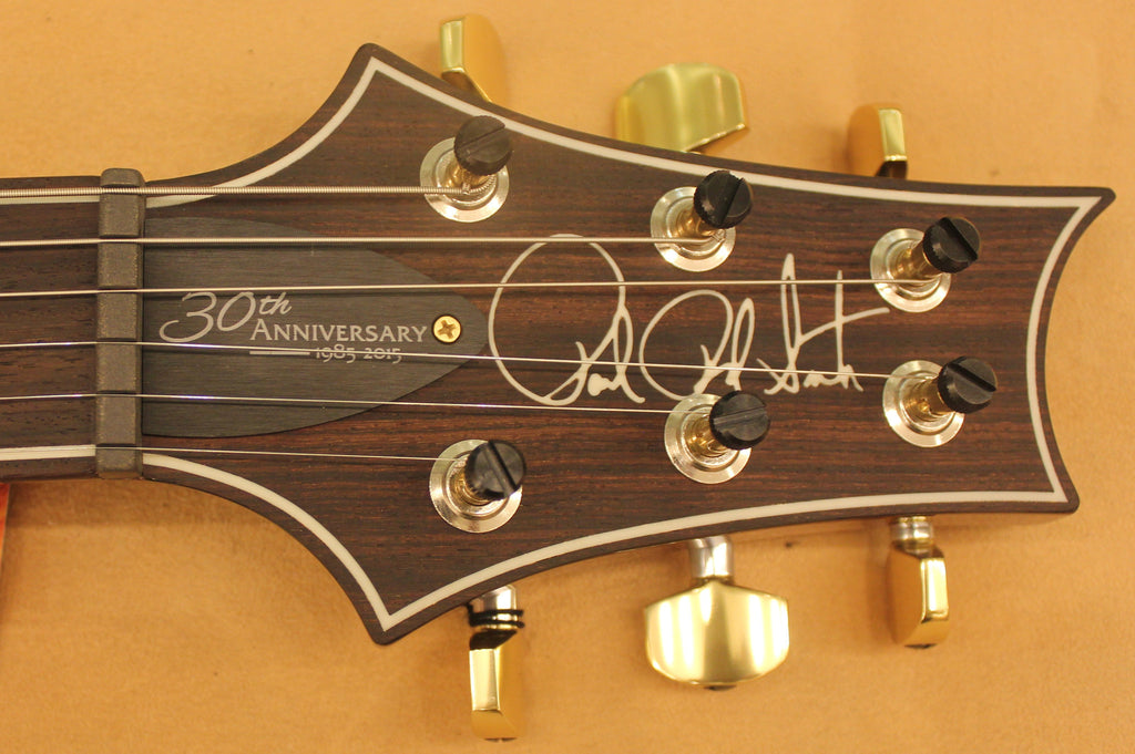 prs-30th-anniversary-custom-24-black-gold-burst-sn-216111 indonesia