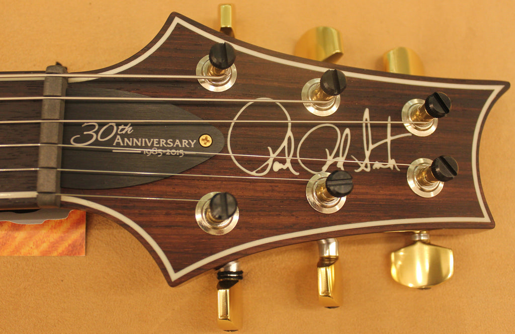 prs-30th-anniversary-custom-24-black-gold-burst-sn-216242 indonesia