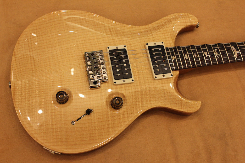 PRS Custom 24 10top NATURAL Thin 211164 - HIENDGUITAR.COM