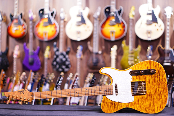 Suhr classic t deluxe bengal  JS6T4X