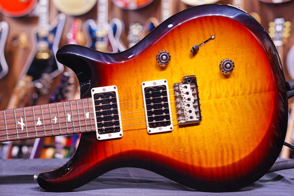 PRS S2 Custom 24 tobacco sunburst 19 S2037394
