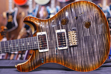 PRS Custom 24 burnt maple leaf Hiend spec 19 0277480 - HIENDGUITAR.COM