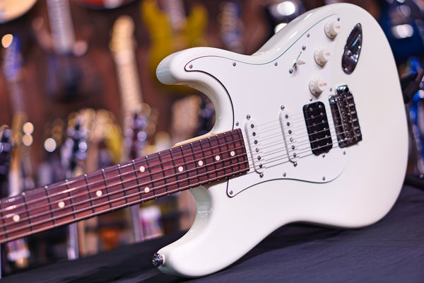 Suhr Classic Pro Olympic White Js4F9W