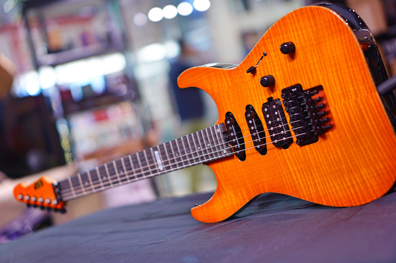 ESP USA M-III Copper Seymour duncan US15108