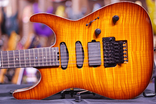 ESP USA M-III TEA SUNBURST EMG