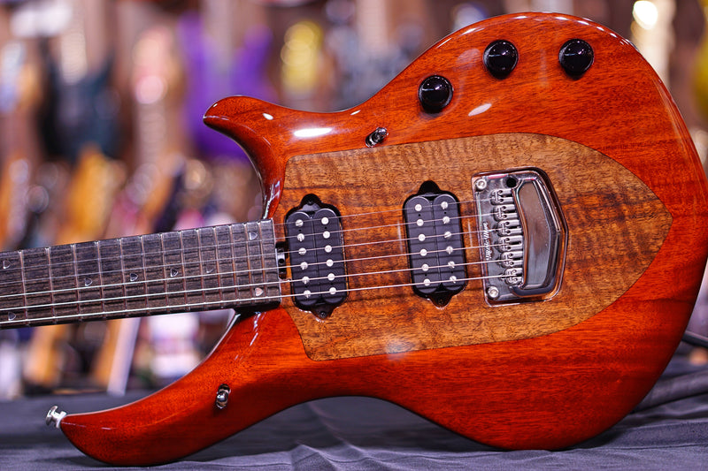 Music Man John Petrucci Majesty Walnut Namm Limited