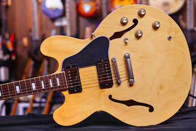 Gibson ES335 Traditional 2018 - Dark Vintage Natural - HIENDGUITAR.COM