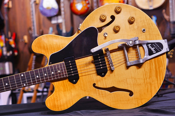 Gibson 1961 ES-330TDN Figured VOS Dark Vintage Natural
