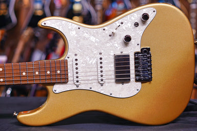 Tom Anderson The Classic Sparkle Gold 04-01-19N Anderson - HIENDGUITAR.COM
