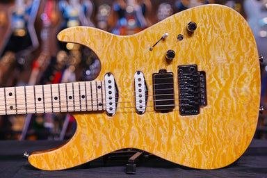 Tom Anderson Angel * 05-03-19P * Natural Yellow Sun Anderson - HIENDGUITAR.COM